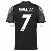 maillot de foot La Liga Real Madrid 2016-17 Ronaldo 7 maillot third